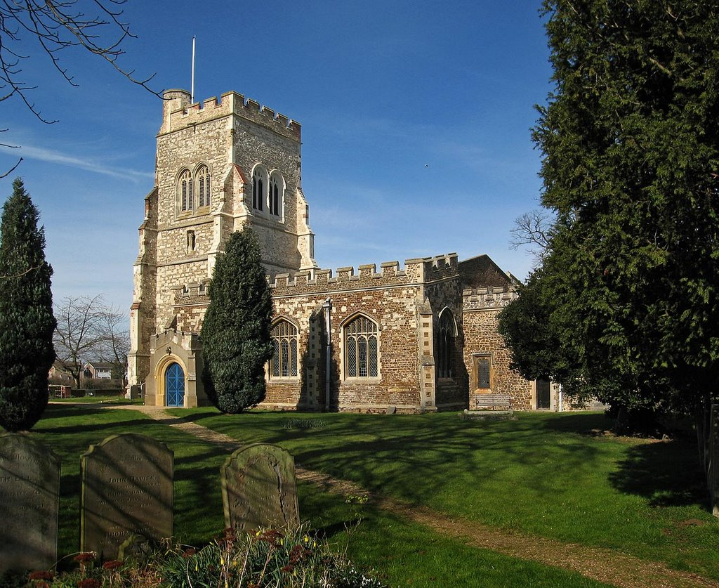 St Mary - Henlow