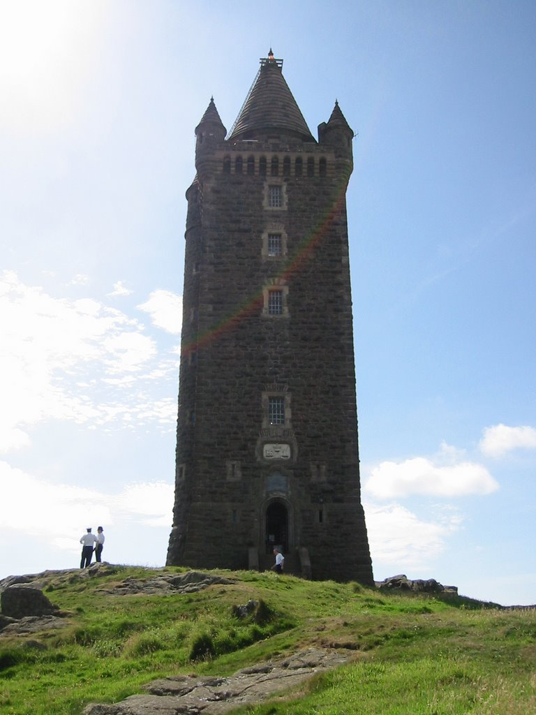 Scrabo Tower, Northern Ireland, Newtownards