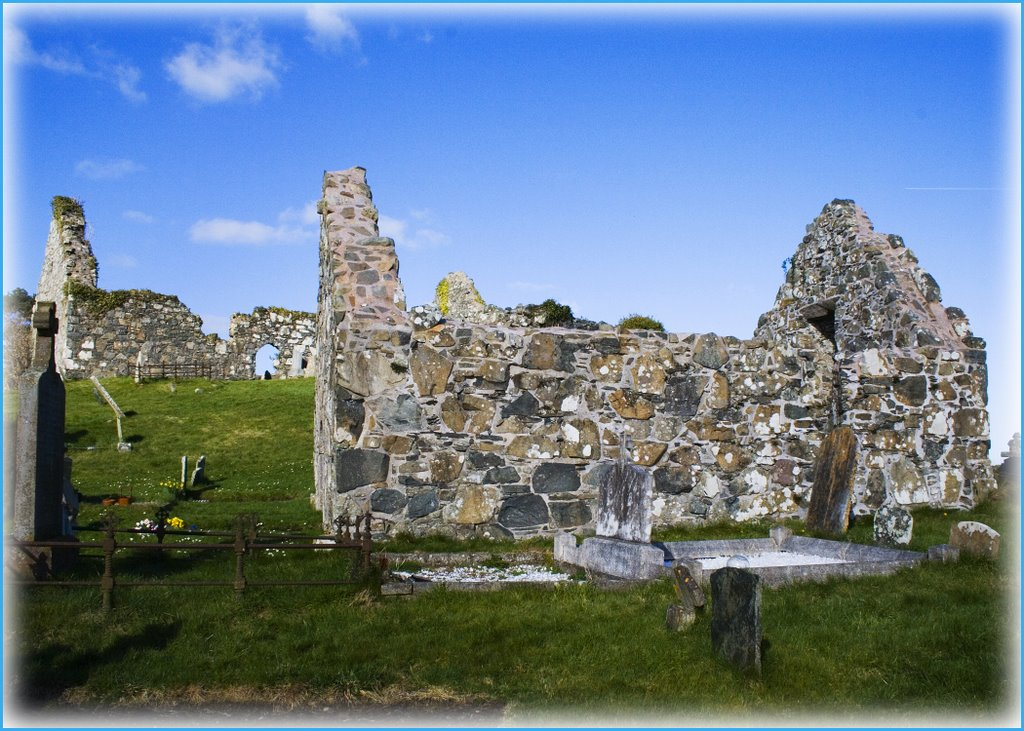 Loughinisland Old Churches