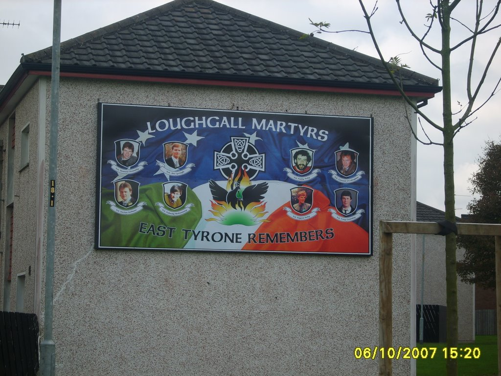 Loughgall Marrtyrs