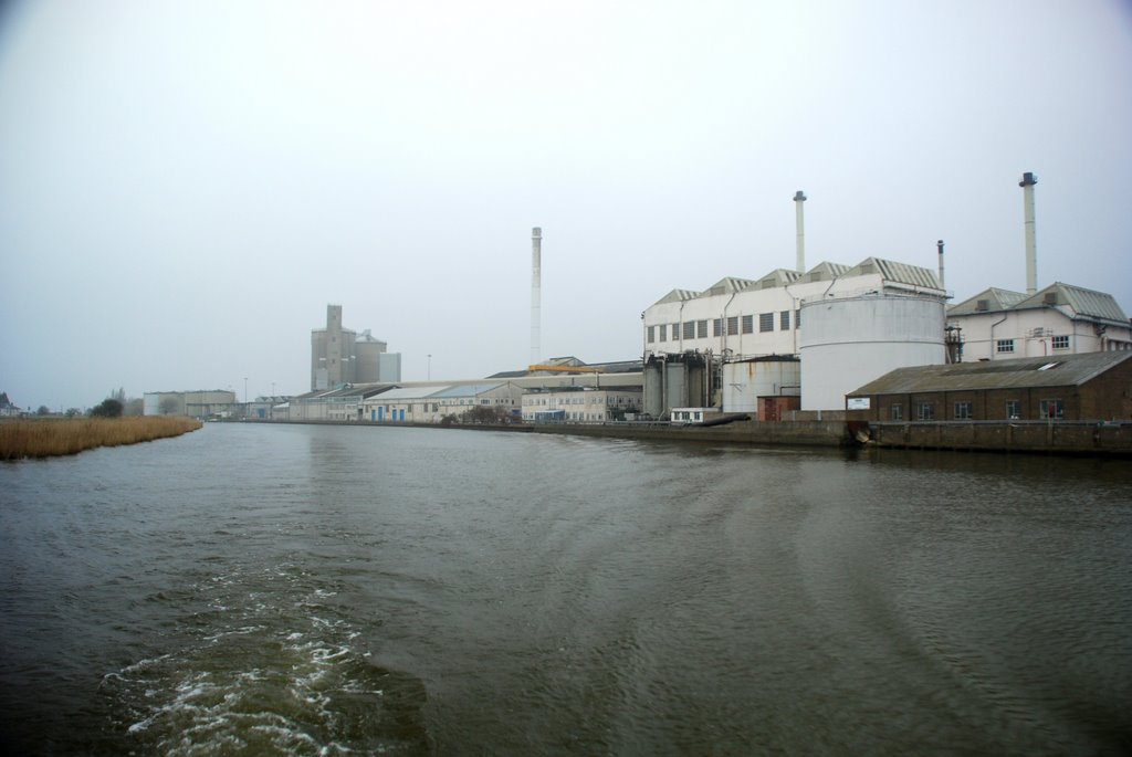 The British Sugar Factory, Cantley