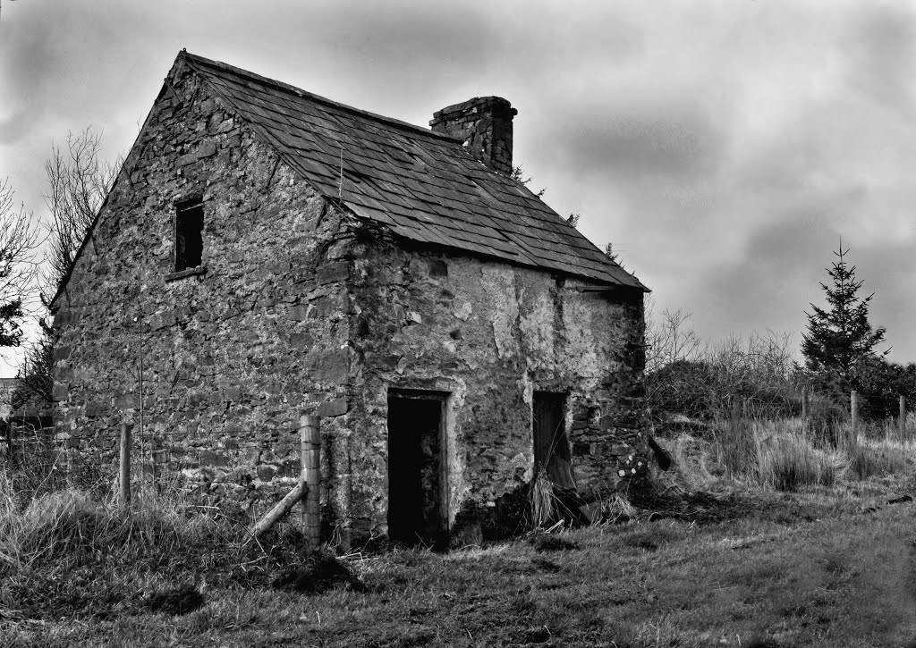 Very old stone dwelling