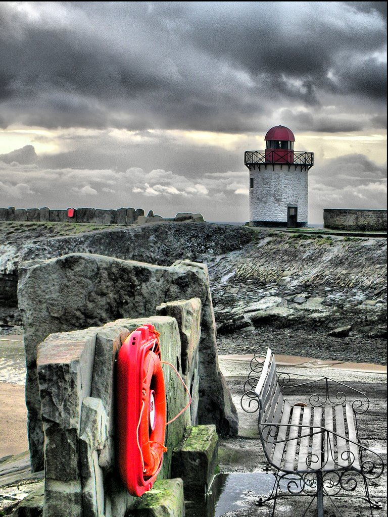 Burry Port Lighthouse